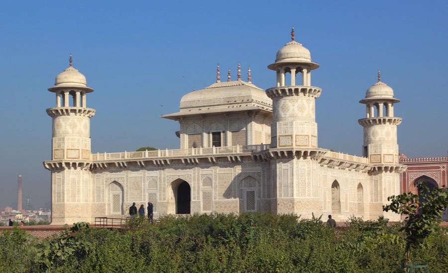 Rajasthan with Taj Mahal